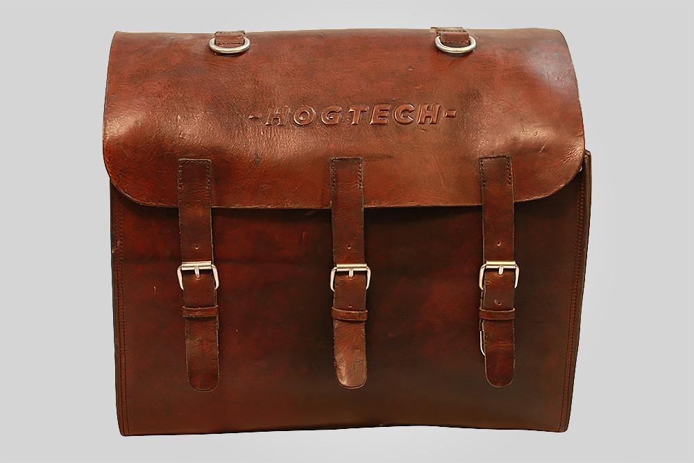 HOGTECH Chopper Bag, Leather