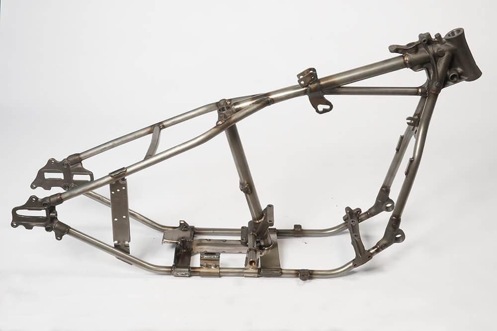 VG frame Panhead -48