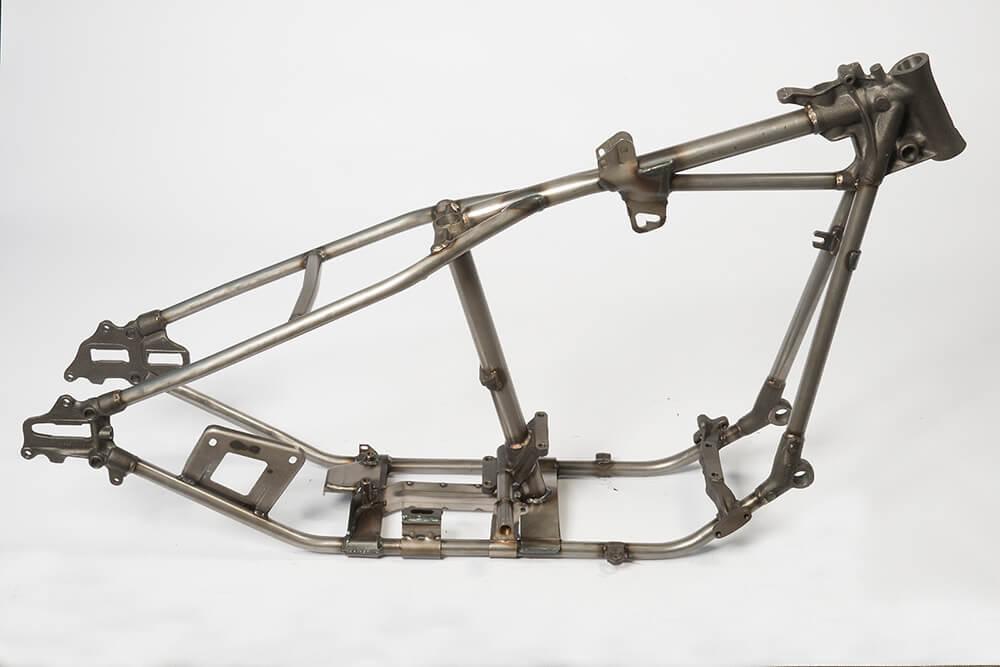 VG frame Panhead 55-57